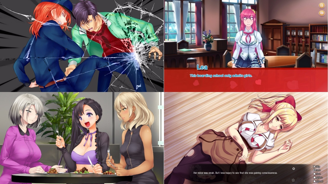 dating sims like huniepop Huniepop is a dating sim featuring puzzles and rpg-like systems.