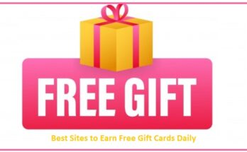 Best Sites to Earn Free Gift Cards Daily
